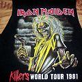 "Iron Maiden - TShirt or Longsleeve - Iron Maiden ""Killers"" shirt"