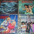 Slayer - Tape / Vinyl / CD / Recording etc - Some THRASH METAL vinyl
