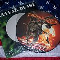 """Primal Fear - Tape / Vinyl / CD / Recording etc - Primal Feal """"Nuclear Fire"""" picture disc"""