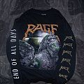 Rage - End of All Days 1996 tour shirt