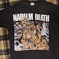 Napalm Death - TShirt or Longsleeve - Napalm Death - mass appeal madness