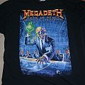 Megadeth - TShirt or Longsleeve - megaderth rust in peace 20th