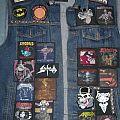 Slayer - Battle Jacket - Dethmega Batman blattle jacket