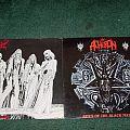 Beherit - Tape / Vinyl / CD / Recording etc - Beherit and Acheron vinyl
