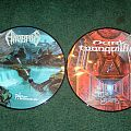 Amorphis and Dark Tranquillity picture discs