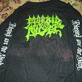 "Morbid Angel - TShirt or Longsleeve - Morbid Angel- ""Blessed are the Sick"" LS  Vintage Tour Shirt 91"