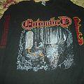 "Entombed - TShirt or Longsleeve - Entombed-""Left Hand Path"" LS Vintage Tour Shirt 91"