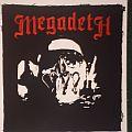 Megadeth - Patch - DIY Megadeth back patch