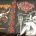 Proclamation - TShirt or Longsleeve - black metal,proclamation,arch goat,blasphemy,beherit