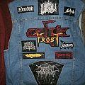 Slayer - Battle Jacket - my Vest (a work in progress)