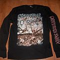 Cannibal Corpse - TShirt or Longsleeve - Cannibal Corpse - Carnivorous Swarm Long Sleeve T-shirt