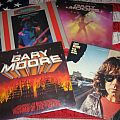 Thin Lizzy - Tape / Vinyl / CD / Recording etc - Gary Moore vinyl collection