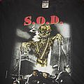 S.O.D. - TShirt or Longsleeve - Live At Budokan