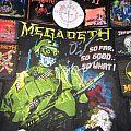 Megadeth - Patch - Signed Megadeth backpatch