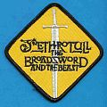 Jethro Tull - Patch - Jethro Tull - Broadsword And The Beast Tour