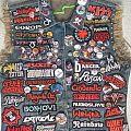 Metallica - Battle Jacket - glam vest