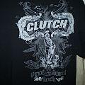 """Clutch - TShirt or Longsleeve - Clutch """"Professional Rock"""""""