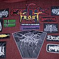Darkthrone - Patch - patches in need of a vest