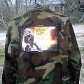 Megadeth - Battle Jacket - DIY Megadeth Mary Jane Army Jacket