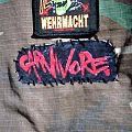 Carnivore - Patch - DIY Carnivore Patch