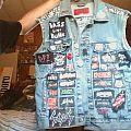 Slayer - Battle Jacket - Thrasho's updated, updated vest.