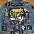 Celtic Frost - Battle Jacket - Anthrax backpatck jacket