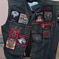 Battle Jacket - my battle jacket progress