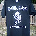 Cannibal Corpse - TShirt or Longsleeve - Cannibal Corpse Butchered at Birth Original