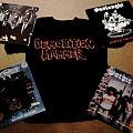 Onslaught - TShirt or Longsleeve - Demolition Hammer shirt + some LPs!