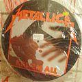 METALLICA -Kill 'em all picture disc Tape / Vinyl / CD / Recording etc