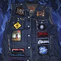 Slayer - Battle Jacket - heavymetalmaniak94's Denim (not finished)