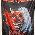 - iron maiden purgatory poster flag