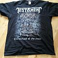 Testament - brotherhood of the snake tshirt