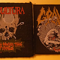 Sepultura - Patch - Patches for DoctorDeath