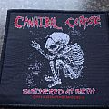 Cannibal corpse patch butchered at birth