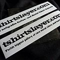 TShirtSlayer - Other Collectable - TShirtSlayer sticker pack!