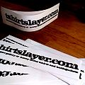 TShirtSlayer - Other Collectable - New TShirtSlayer stickers - stickerpack 6x (vinyl)