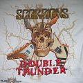 Scorpions double thunder tour TShirt or Longsleeve