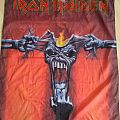 Official iron maiden flag Other Collectable