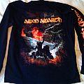 Amon Amarth twilight of the thunder god australian tour tshirt 2009