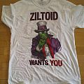 ZILTOID wants you - to prepare your finest coffee tshirt
