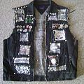 Thrash/punk/ska Vest Battle Jacket