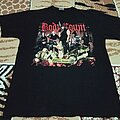 Body Count - TShirt or Longsleeve - Body Count -2014 Manslaughter Tour