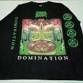 Morbid Angel - TShirt or Longsleeve - Morbid Angel American Domination Long Sleeve