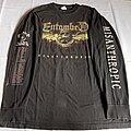 Entombed - TShirt or Longsleeve - Entombed Misanthropic 1994 Europe Tour Longsleeve