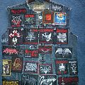 Slayer - Battle Jacket - First Wave of Black Metal Vest.