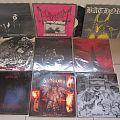 rare vinyls of mayhem darkthrone emperor enslaved bathory satyricon