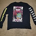 Demolition Hammer Necrology long sleeve