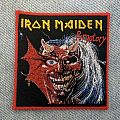 """IRON MAIDEN """"Purgatory"""" Woven Patches"""