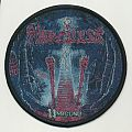 "MERCILESS ""Unbound"" Round Woven Patch"